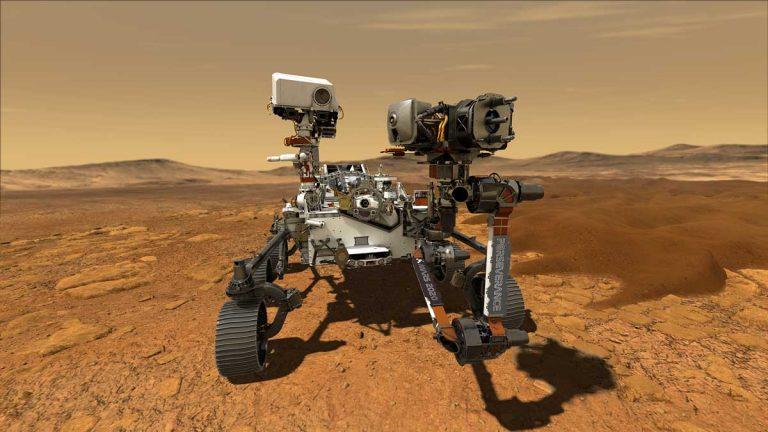 Sound on Mars