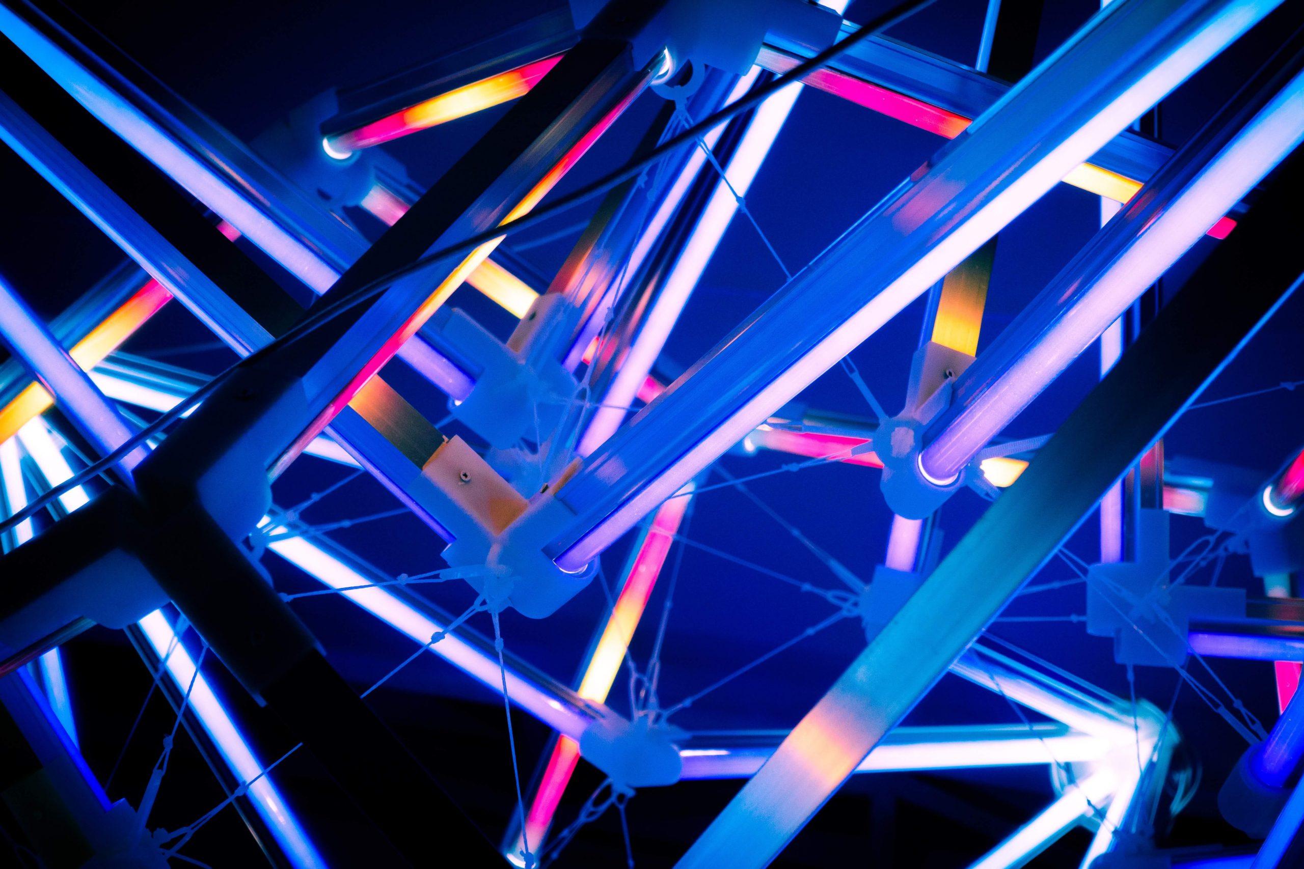 Neon lights - Future audio