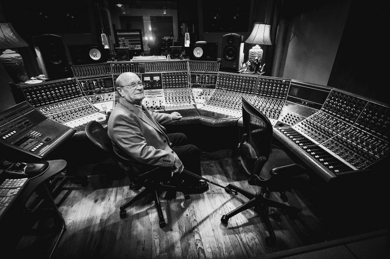 Rest in (phantom) power: remembering legendary audio pioneer, Rupert Neve